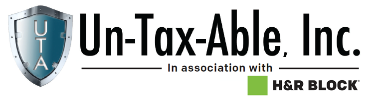 At Un-Tax-Able, Inc. dba H&R Block we help individuals, families, and independent professionals prepare and file their income tax in the most cost effective manner savings substantial time and money.